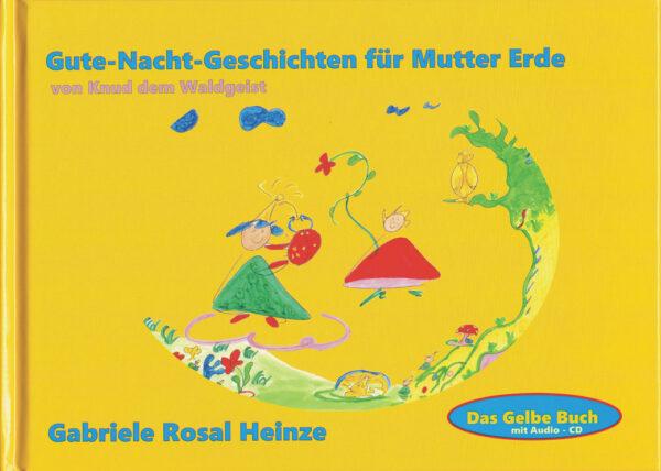 Cover - Das Gelbe Buch - Gute Nacht Geschichten für Mutter Erde von Knud dem Waldgeist