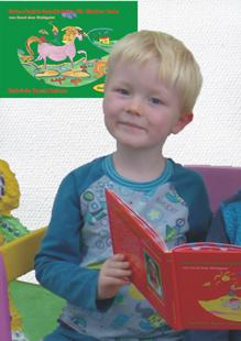 Kinderbuch mit Hörbuch
